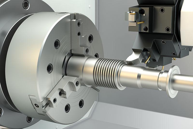 Zum Leistungsspektrum CNC-Drehen